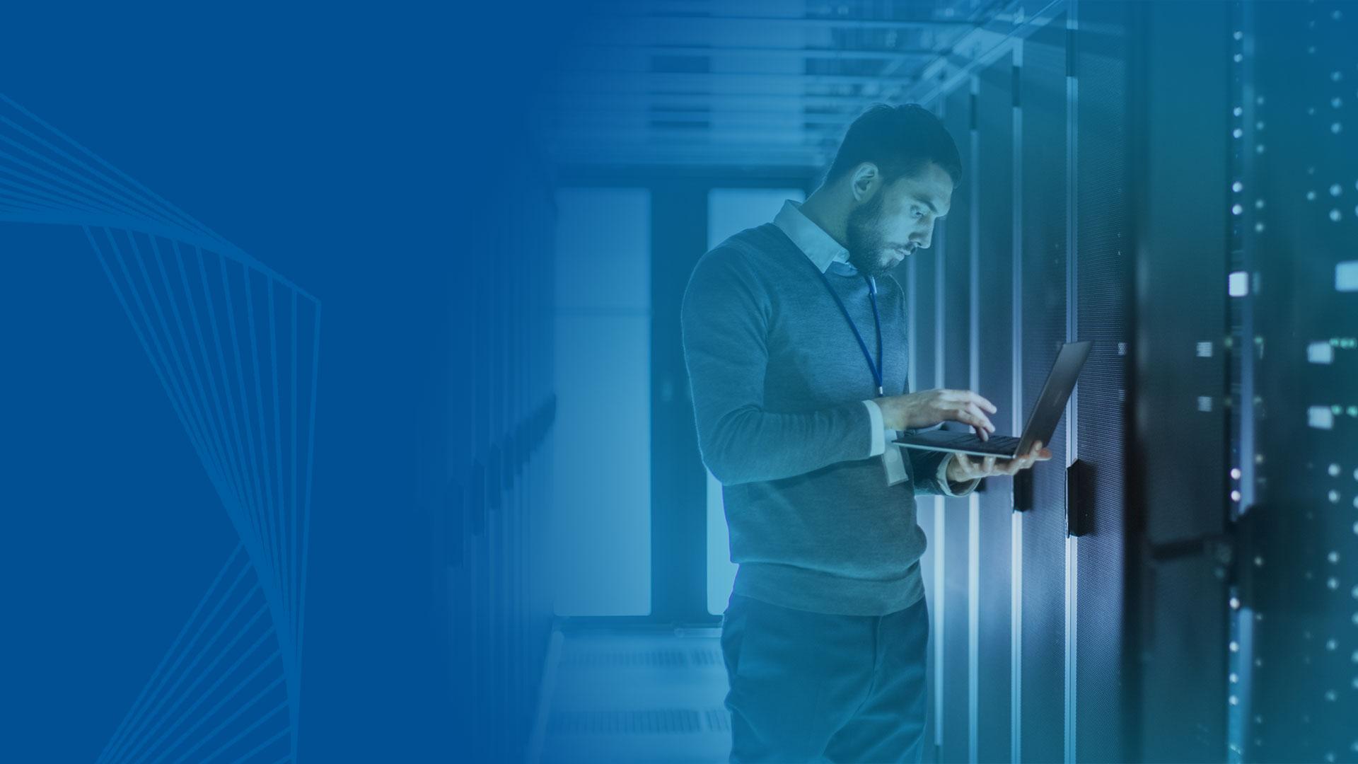 Digitale Sicherheit für den Mittelstand